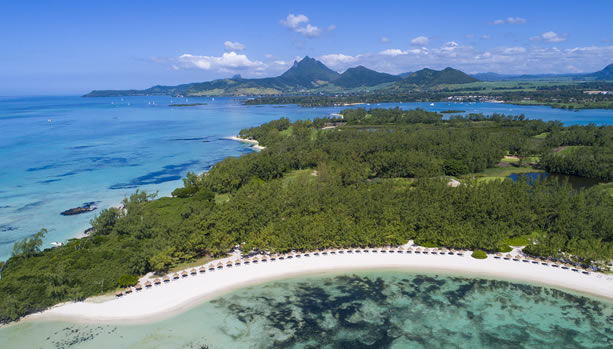 Mauritius Babymoon at Anahita Golf & Spa Resort