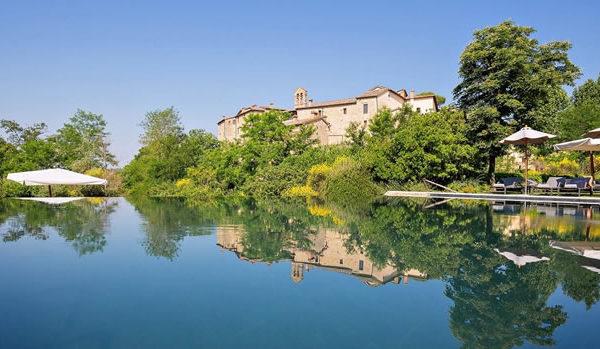Tuscany Babymoon at Castel Monastero Resort & Spa