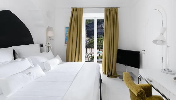 Amalfi Coast Babymoon - Hotel Villa Franca