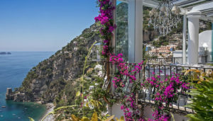 Amalfi Coast Babymoon at Hotel Villa Franca, Positano
