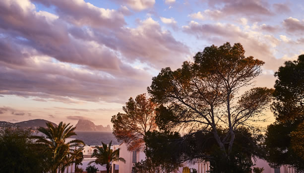 Ibiza Babymoon at 7Pines Resort Ibiza