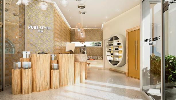 Ibiza Babymoon at 7Pines Resort Ibiza - Pure Seven spa