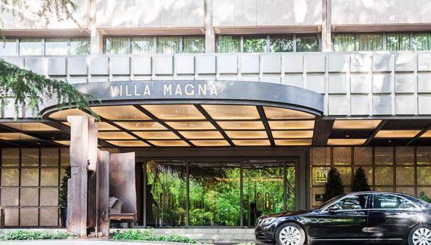 MADRID BABYMOON AT HOTEL VILLA MAGNA