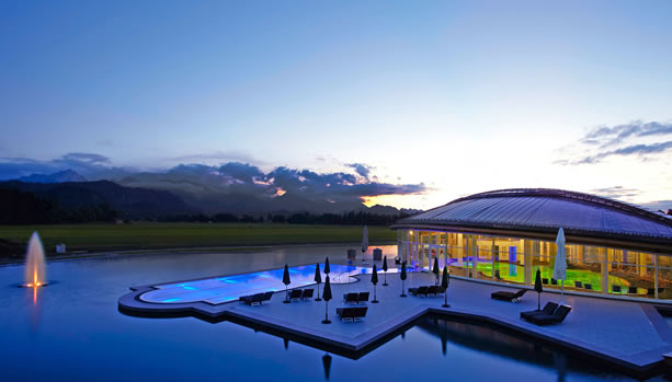 Babymoon Spa Break at KÖNIG LUDWIG WELLNESS & SPA RESORT