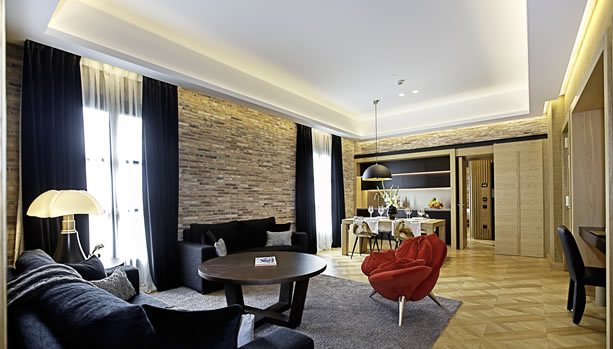 Barcelona Babymoon at Monument Hotel - Penthouse Suite