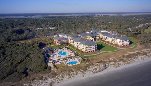 Kiawah Island Babymoon at The Sanctuary at Kiawah Island Golf Resort, South Carolina
