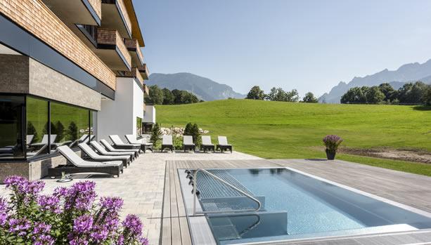 Berchtesgaden Land Babymoon at Klosterhof