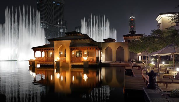 Dubai Babymoon at Palace Downtown