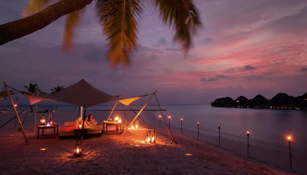 Maldives Babymoon at Constance Halaveli Maldives