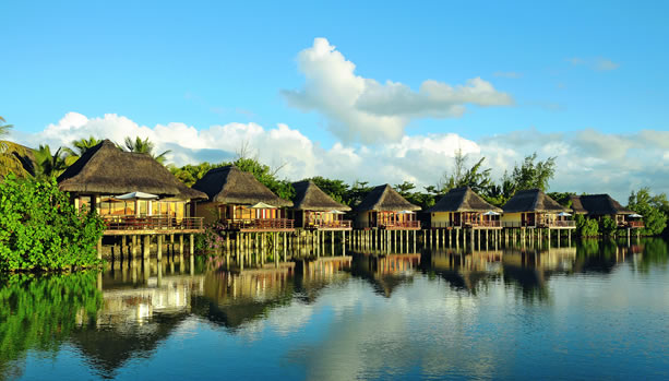 Mauritius Babymoon at Constance Prince Maurice