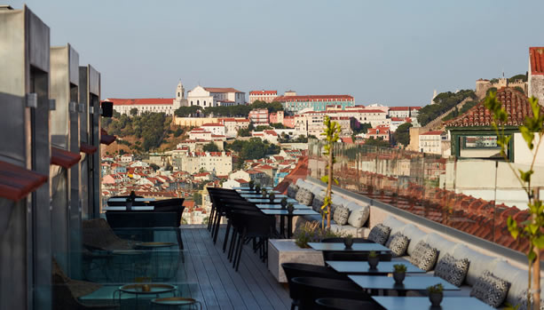 Lisbon Babymoon at The Lumiares Hotel & Spa, Bairro Alto