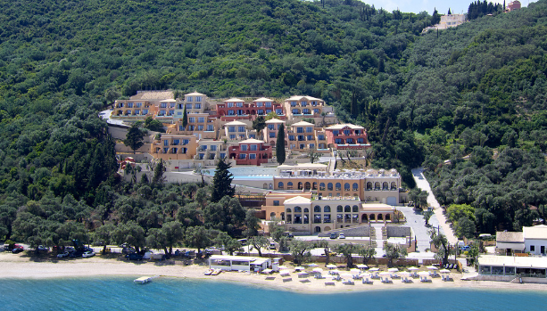 Corfu Babymoon at MarBella Nido Suite Hotel & Villas, Greece