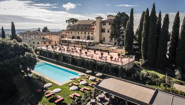 Tuscany Babymoon at COMO Castello Del Nero, Tuscany.