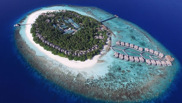 Maldives Babymoon at Outrigger Konotta Maldives Resort