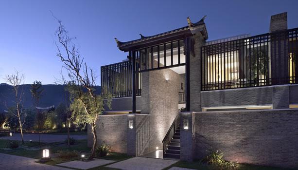 Lijiang Babymoon at Banyan Tree Lijiang. Villa Garden Suite