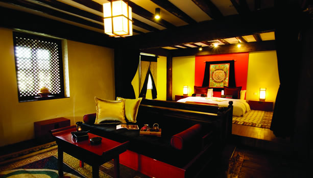 Yunnan Babymoon at Banyan Tree Ringha, Tibetan Suite