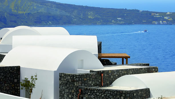 Santorini Babymoon at Santo Maris Oia Luxury Suites & Spa