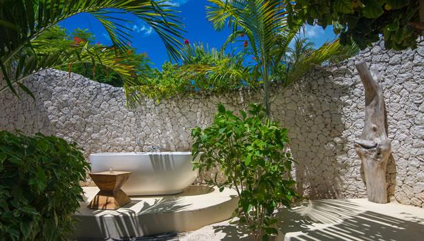 Zanzibar Babymoon at White Sand Luxury Villas & Spa