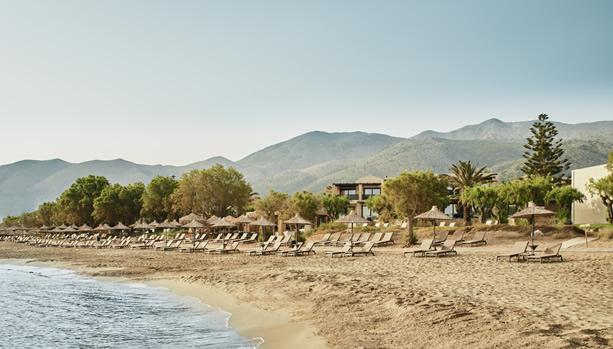 Crete Babymoon at Cretan Malia Park - Beach