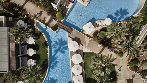 Crete Babymoon at Cretan Malia Park - Pools