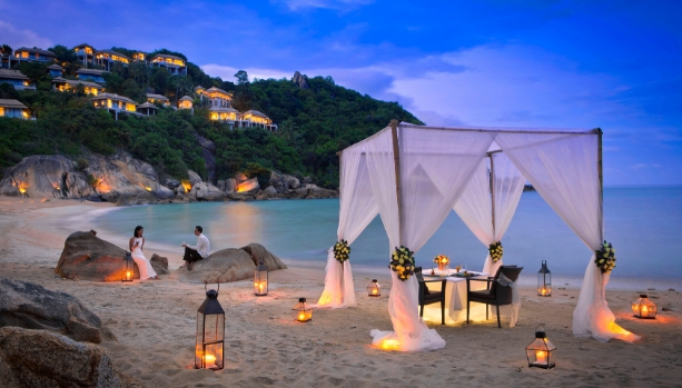 DESTINATION DINING AT BANYAN TREE SAMUI