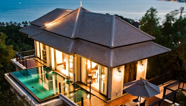 HORIZON HILLCREST VILLA AT BANYAN TREE SAMUI