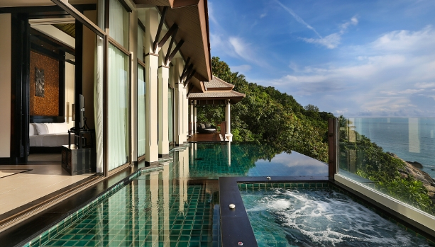 ROYAL BANYAN OCEAN VILLA AT BANYAN TREE SAMUI