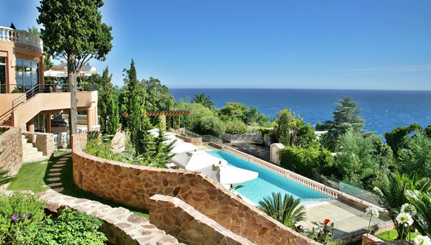 French Riviera Babymoon at Tiara Yaktsa, French Riviera. Ocean View