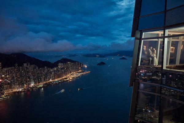 Amazing Views - ©The Ritz-Carlton, Hong Kong