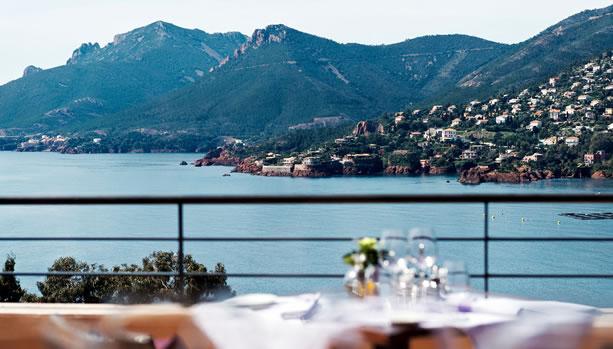 Côte d'Azur Babymoon at Tiara Yaktsa, French Riviera. Sea View Terraces