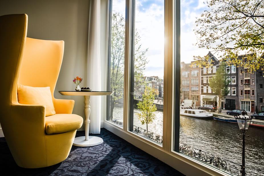 Amsterdam Babymoon at Andaz Amsterdam, Prinsengracht