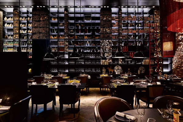 Taiko Restaurant - ©Conservatorium Hotel, Amsterdam / The Set Collection