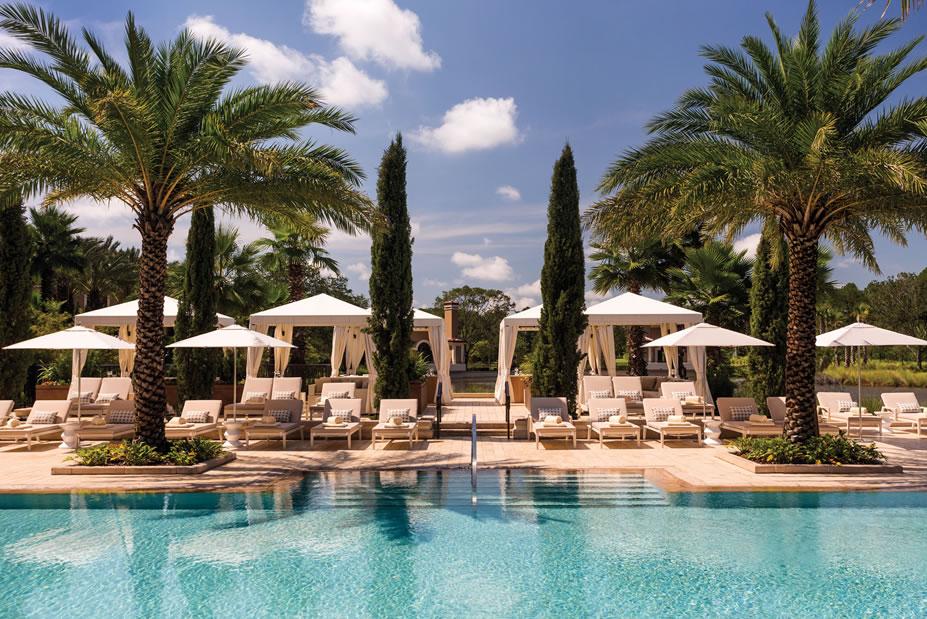 Pool -©Four Seasons Resort Orlando at Walt Disney World® Resort