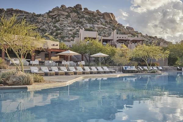 Outdoor Pool - ©Four Seasons Resort Scottsdale at Troon North