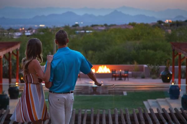 Stunning Views - ©Four Seasons Resort Scottsdale at Troon North