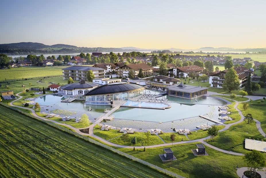 Bavaria Babymoon Spa Break at König Ludwig Wellness & Spa Resort, Germany