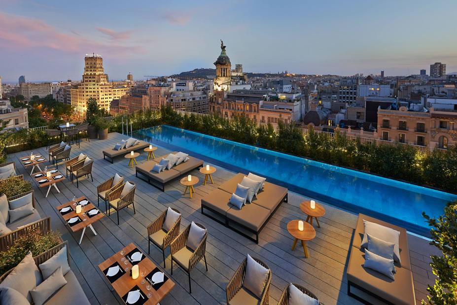 Barcelona Babymoon at Mandarin Oriental, Barcelona, Spain