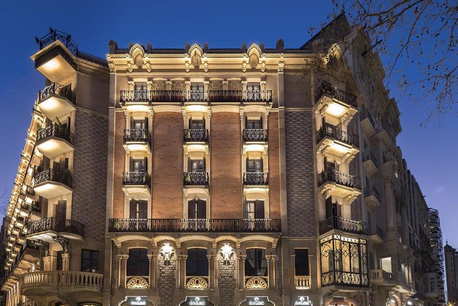 ©Monument Hotel Barcelona