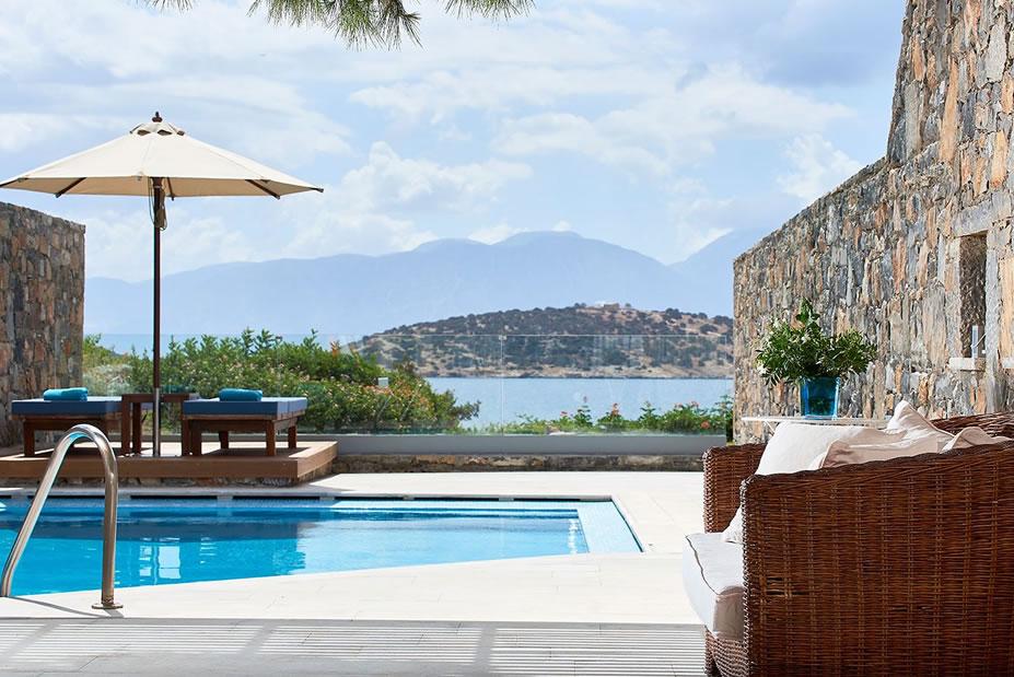 Crete Babymoon at St. Nicolas Bay Resort Hotel & Villas, Greece