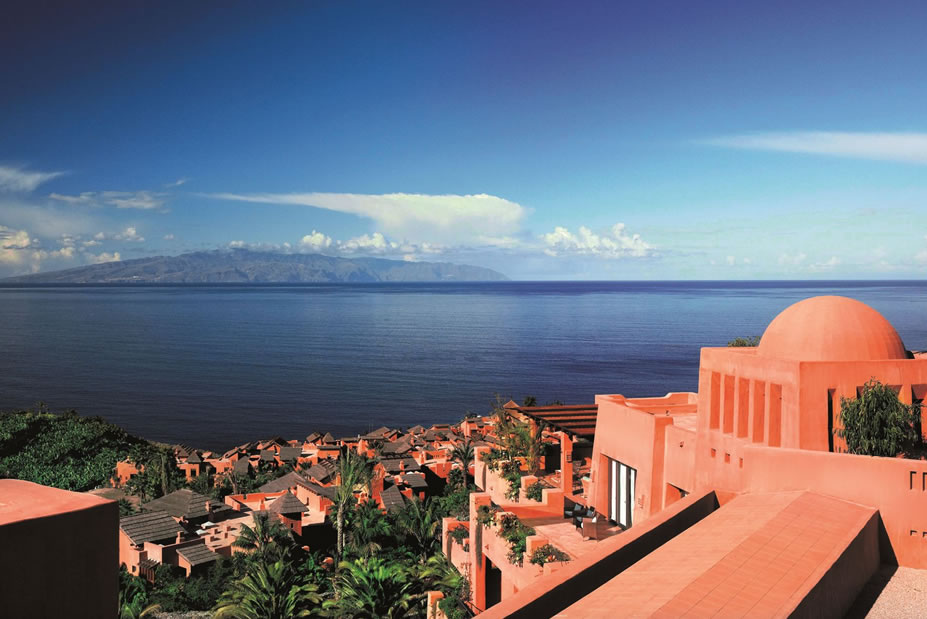 Tenerife Babymoon at The Ritz-Carlton, Abama