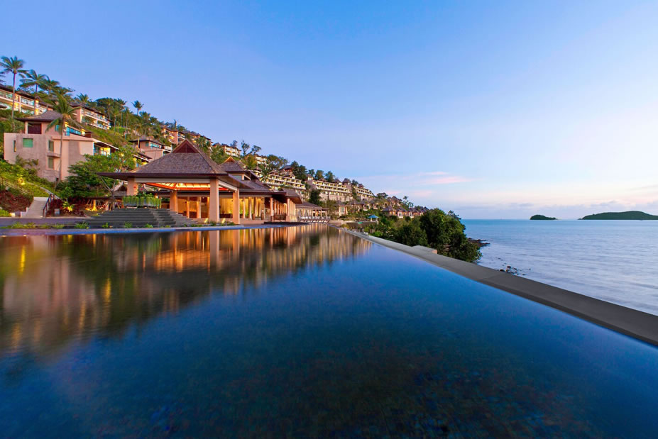 Smoothies, In-Room Craving Treats & a Private Beach. Have that Far-Out Babymoon Escape and Stay at This Luxury Resort in Thailand
