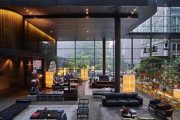 Lobby Lounge - ©Conservatorium Hotel, Amsterdam / The Set Collection