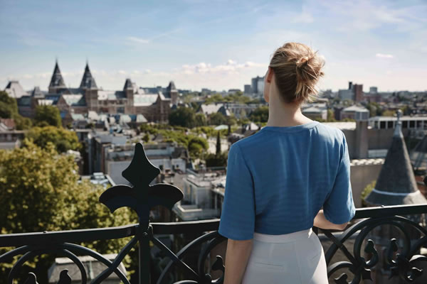 Marvellous City Views - ©Conservatorium Hotel, Amsterdam / The Set Collection