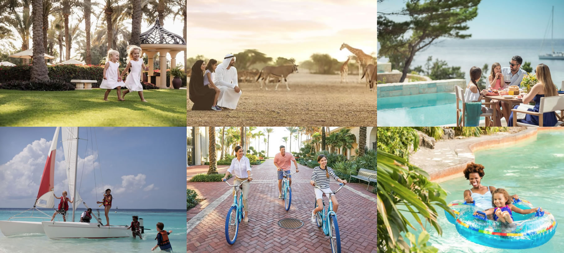 Your Daily Inspiration on Luxury Family Travel
